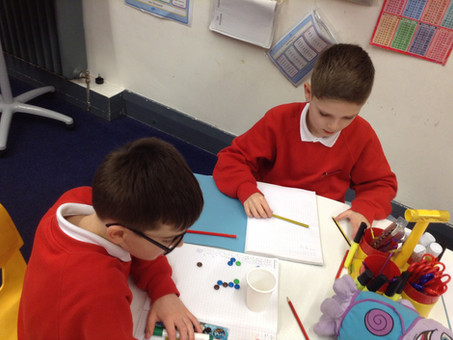 Fractions of amounts in Year 4