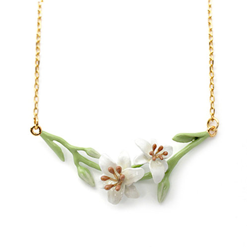 LILY NECKLACE