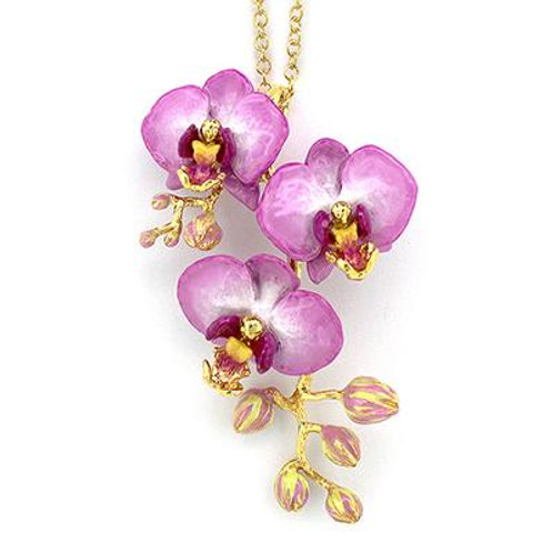 PHALAEN PURPLE NECKLACE