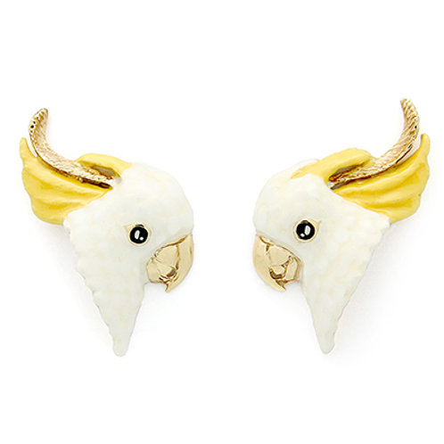 SOPHIA COCKATOO EARRINGS