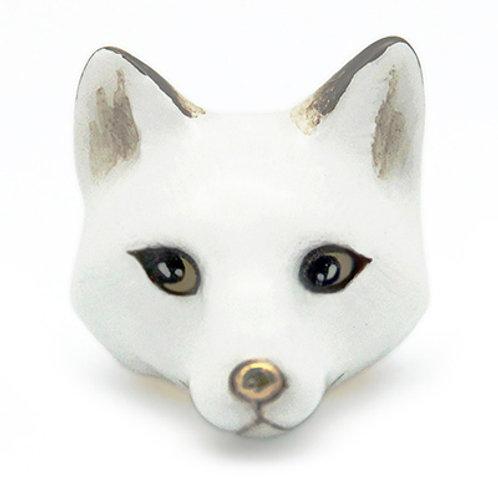 SNOW FOX RING
