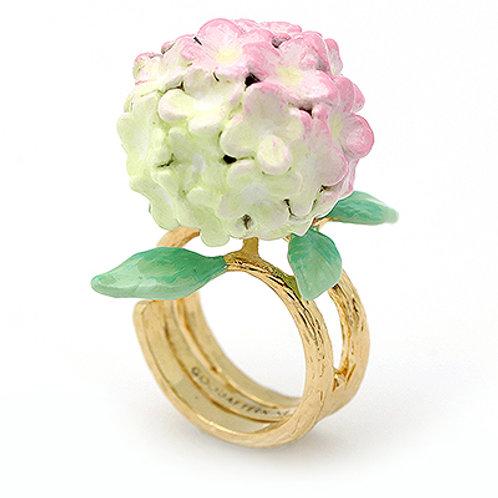 HYDRANGEA PINK RING
