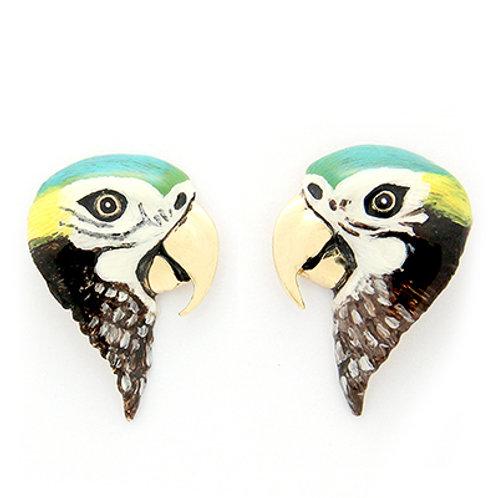 ARARA MACAW EARRINGS