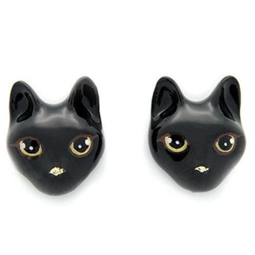 NIL CAT EARRINGS