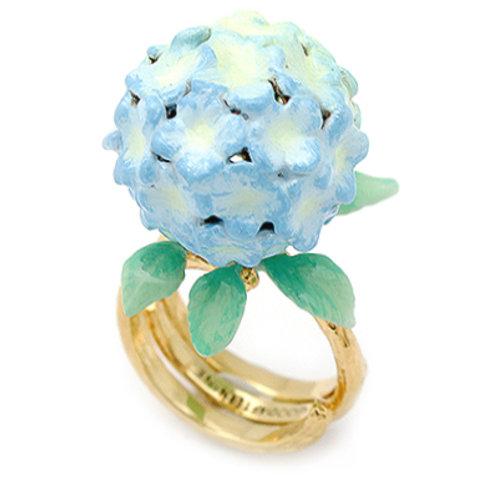 HYDRANGEA BLUE RING