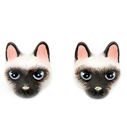 DALAH CAT EARRINGS