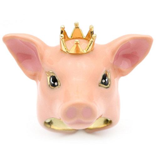 PRINCE PIG RING