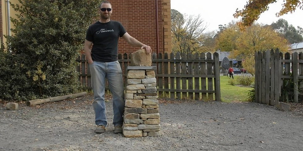 Dry Stone Wall Construction with Jon Moore
