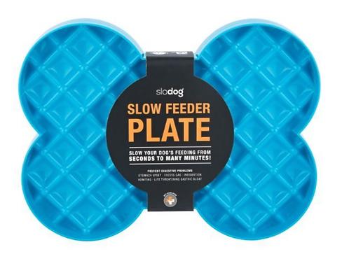LickiMat Slodog Feeder - holds 2 cups of food