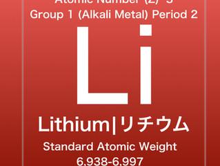 リチウム含有量の計算方法