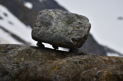 A giant walking rock, Svalbard 201
