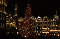 Brussels Christmas 2016