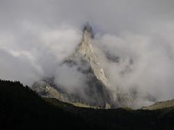 Aiguilles du Midi