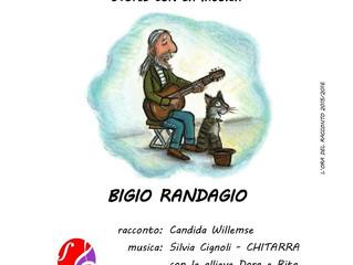 MUSICA E RACCONTI ALLA BIBLIOTECA DI BESSO