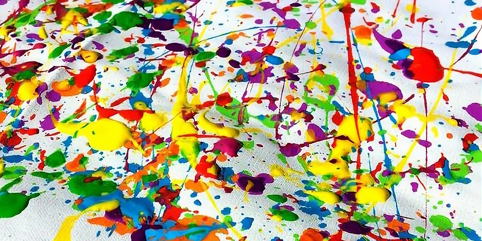 Action Painting       8-12j