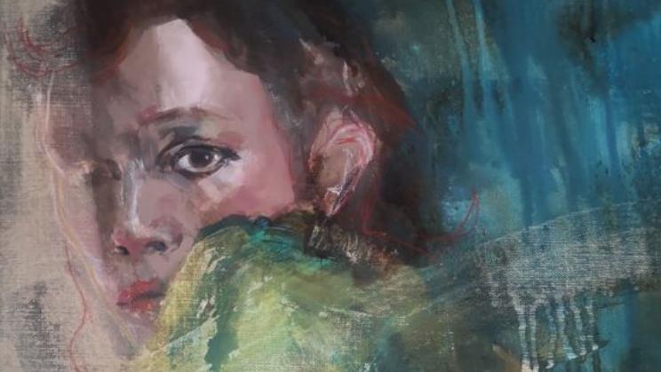 Portret in Acryl (16j+)