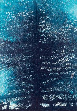 Clear blue tree 2