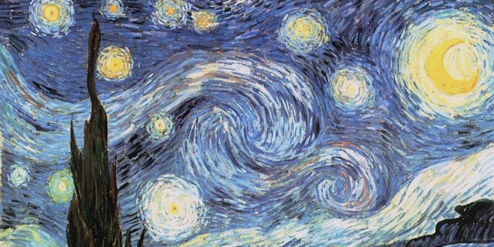 Duo schilderen: thema Van Gogh