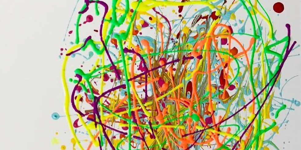 Action Painting ( 6-12j)