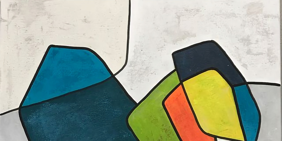 Decoratief schilderij (WS)