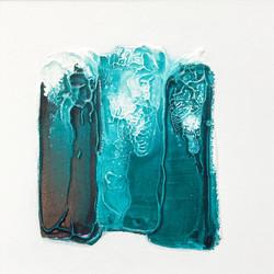 Clear blue 1