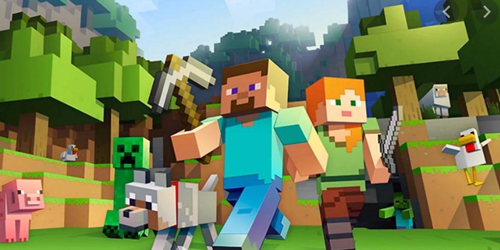 Minecraft (8 j+)