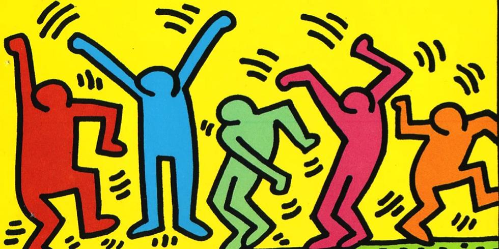 Keith Haring (6 tot 12 j)