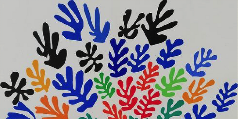 Matisse achterna ( 8 j +)