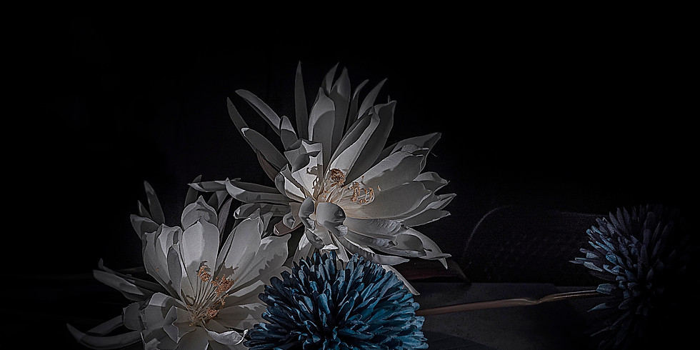 Fine art fotografie -bloemen stilleven