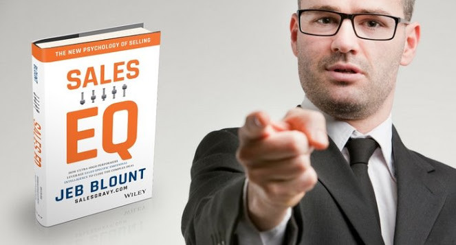Sales EQ by Jeb Blount