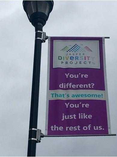 Jasper Diversity Project Banner