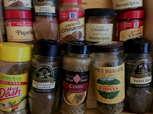 Looking for something funny with spices