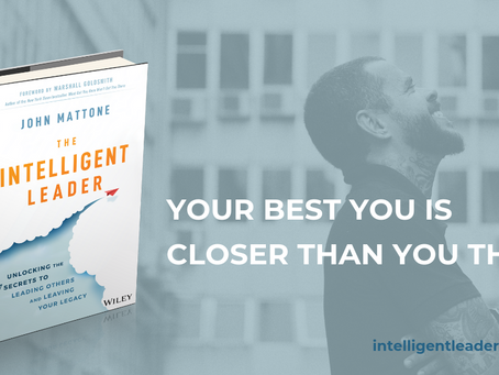 Guest Post: Excerpt Of The Intelligent Leader