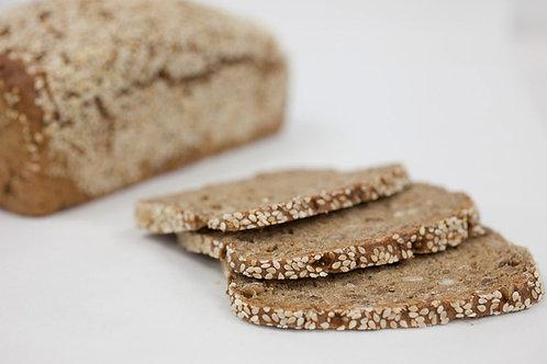 Rye Bread 1/2 Sliced Loaf