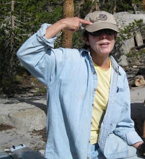 Eileen McDargh the Adventurer