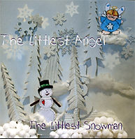 The Littlest Angel & The Littlest Snowman CD