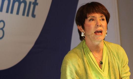 Resiliency Motivational Speaker Eileen McDargh