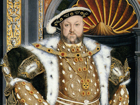 Don't Take Leadership Lessons from Henry VIII of England!