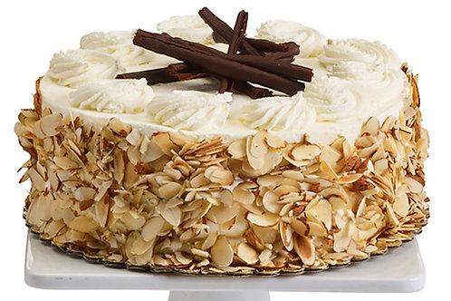 Banana Custard Cake