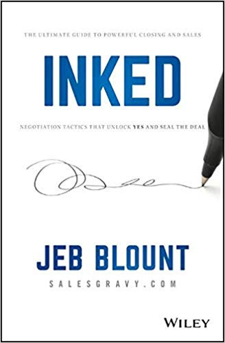 Cover of Inked by Jeb Blount