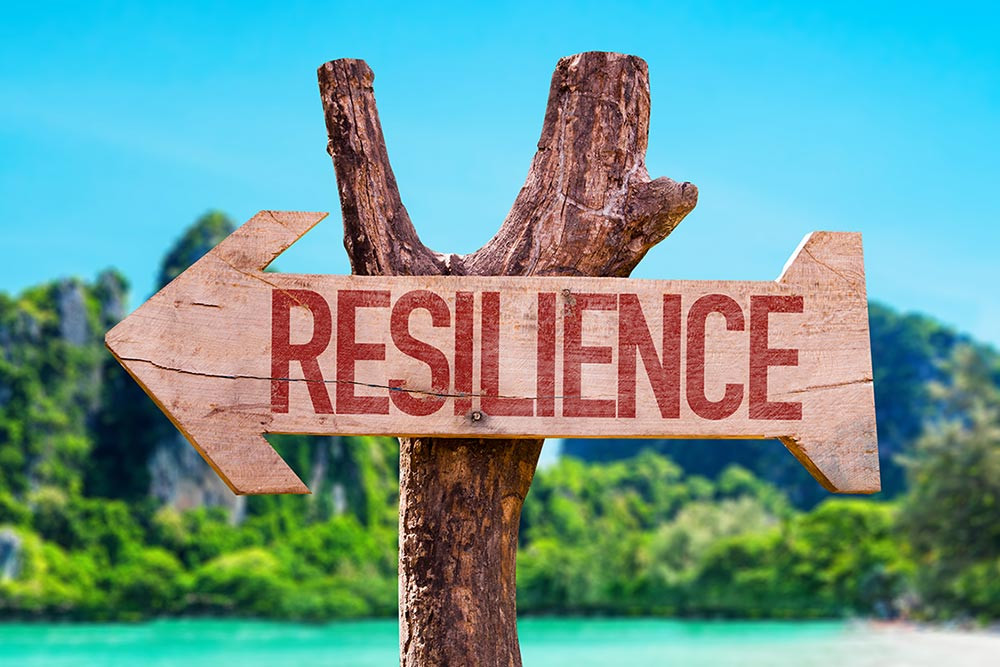 Resiliency Routed by Routine