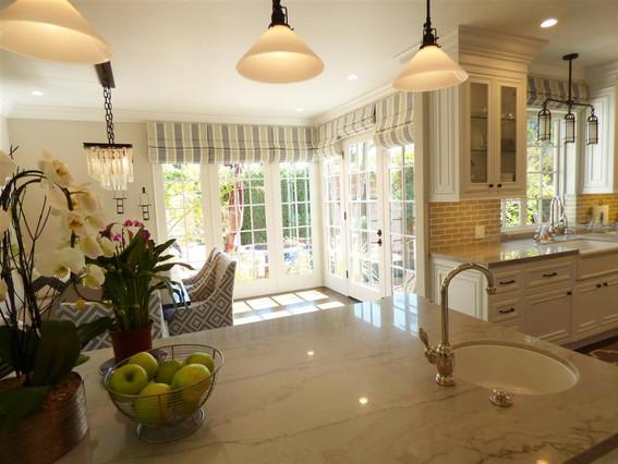 Beverly Hills Kitchen Remodel