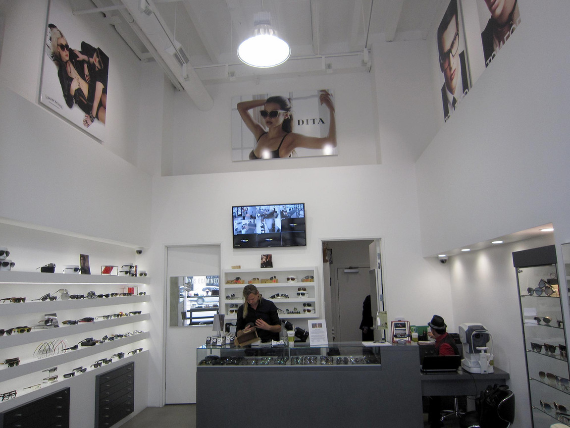 Optometrix - Hollywood