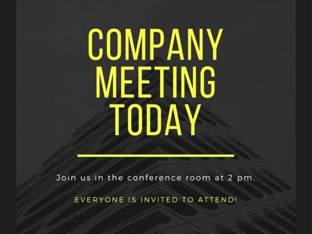 Five Reasons Panels At Meetings FAIL