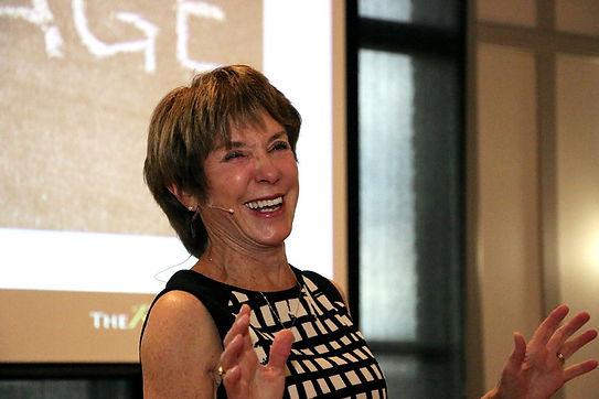 Resiliency Keynote Speaker Eileen McDargh
