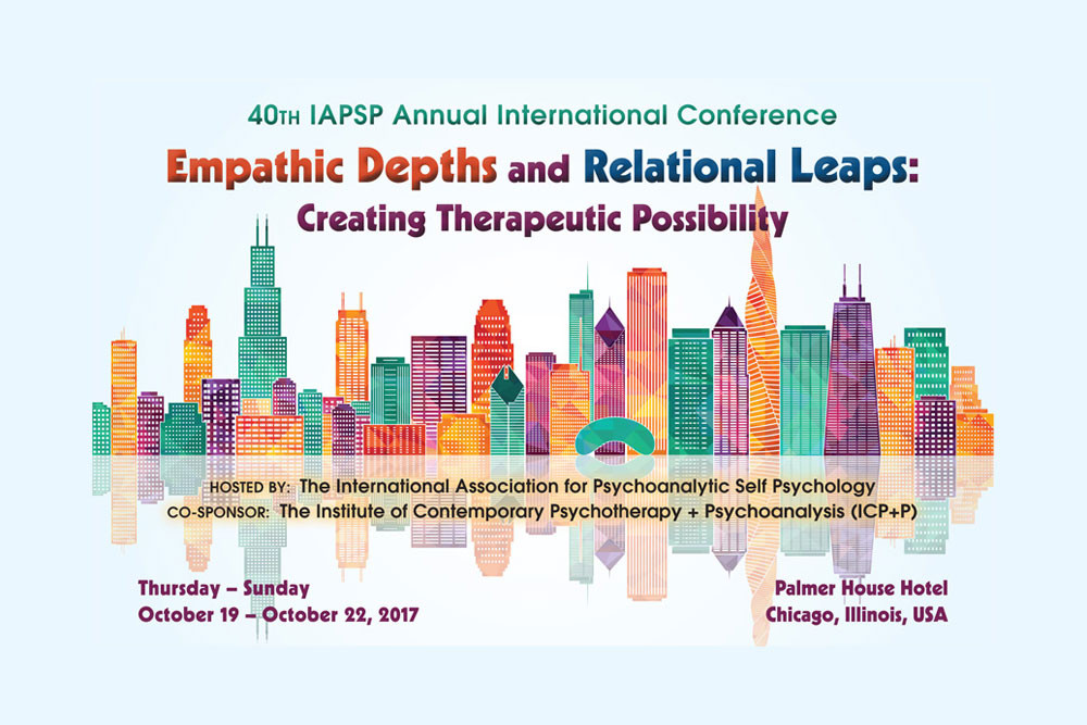 2017 Annual Conference of the International Association of Psychoanalytic Self Psychology