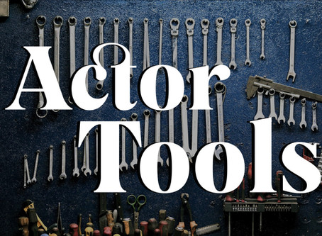 Actor Tools: Self Taping