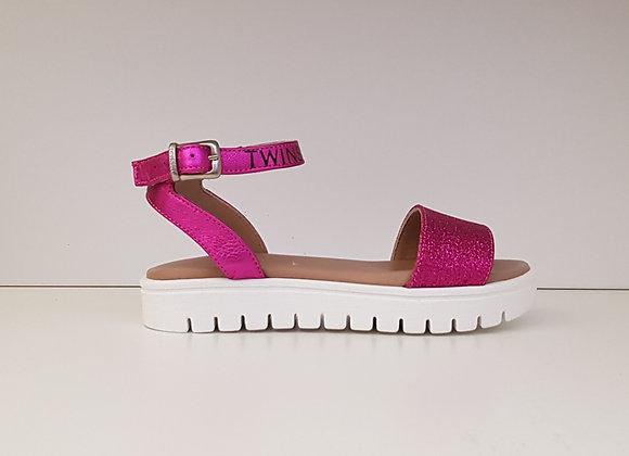 Twinset Sandal 06012 Fuchsia