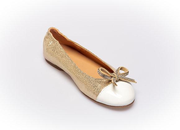 Clarys Ballerine Gold