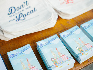 Charleston Inside Out Totes & T's